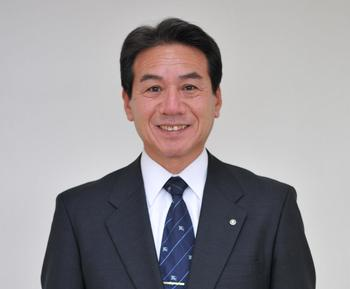 Mayor of Nanbu-cho Sukenao Kudo