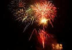 State of nambu summer festival fireworks display